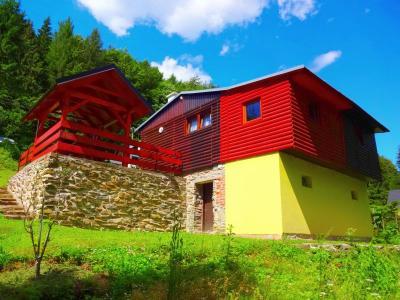 Chata Lanovka, Kouty nad Desnou - ubytování Jeseníky - chata k pronajmutí  v Jeseníkách - fotografie č. 1