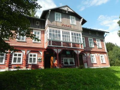 Penzion Flora - ubytování Krkonoše - ubytování v penzionu v Krkonoších - fotografie č. 2
