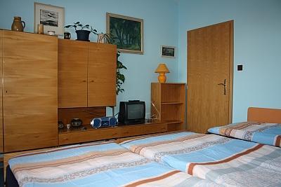 Levné ubytování Třeboň – apartmán Stanle - ubytování Jižní Čechy - ubytování v apartmánu v Jižní Čechách - fotografie č. 1