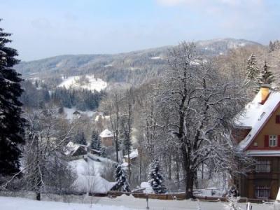Vila Fantazie - ubytování Jizerské hory - ubytování v apartmánu v Jizerských horách - fotografie č. 4