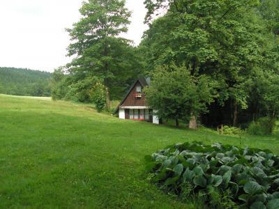 Chata Polom - ubytování Orlické hory - chata k pronajmutí  v Orlických horách - fotografie č. 1