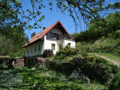 Ubytování Krásná Lípa-Kyjov - ubytování Lužické hory - chalupa k pronajmutí v Lužických horách - fotografie č. 1