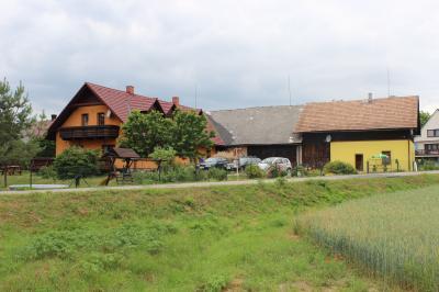 Penzion Marie Magdalenka - ubytování Orlické hory - ubytování v apartmánu v Orlických horách - fotografie č. 1