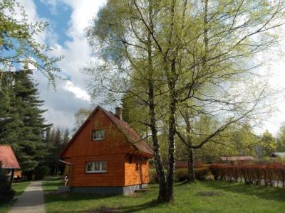 Chaty Oaza Trojanovice Beskydy - ubytování Beskydy - chata k pronajmutí  v Beskydech - fotografie č. 3
