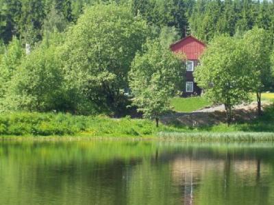 U rybníka - ubytování Krušné hory - ubytování v penzionu v Krušných horách - fotografie č. 2