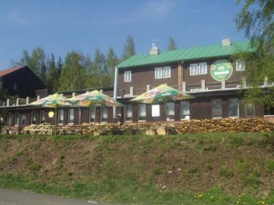 Na sluníčku - ubytování Krušné hory - chata k pronajmutí  v Krušných horách - fotografie č. 1
