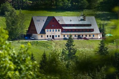 hotel Alpina - ubytování Krkonoše - ubytování v hotelu v Krkonoších - fotografie č. 1