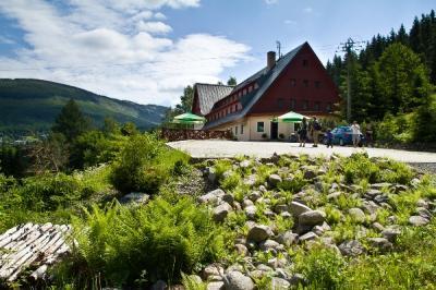 hotel Alpina - ubytování Krkonoše - ubytování v hotelu v Krkonoších - fotografie č. 3