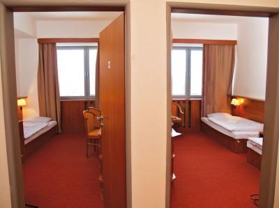 Hotel Abito - ubytování Střední Čechy - ubytování v hotelu v Středních Čechách - fotografie č. 4