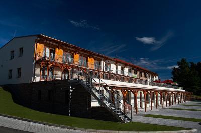 Rezidence Club Canada - ubytování Šumava - ubytování v apartmánu na Šumavě - fotografie č. 1