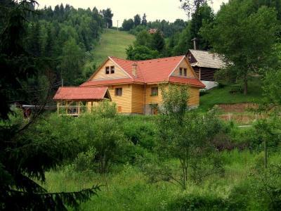 Vrábľova chata - ubytování Střední Slovensko - chata k pronajmutí  na Středním Slovensku - fotografie č. 1