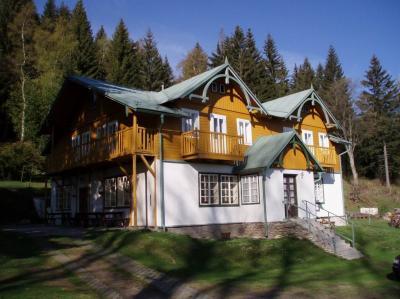 PENSION RYCHTA - ubytování Šumava - ubytování v penzionu na Šumavě - fotografie č. 1