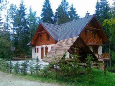 Chata ALPINA - ubytování Střední Slovensko - chata k pronajmutí  na Středním Slovensku - fotografie č. 1