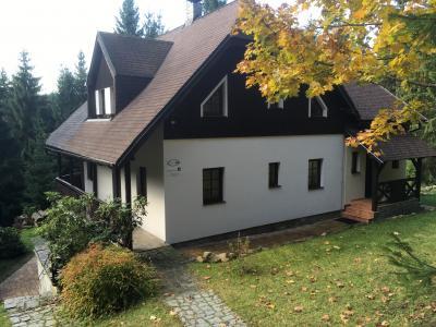 Chata Labaika, Harrachov - ubytování Krkonoše - chata k pronajmutí  v Krkonoších - fotografie č. 1