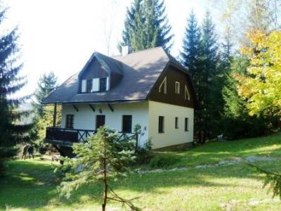Chata Labaika, Harrachov - ubytování Krkonoše - chata k pronajmutí  v Krkonoších - fotografie č. 4