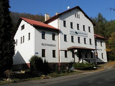 Hotel Oldřichův Dub - ubytování Severní Čechy - ubytování v hotelu v Severních Čechách - fotografie č. 1