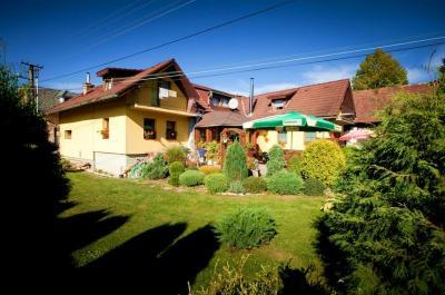 U ADAMA - ubytování Střední Slovensko - ubytování v penzionu na Středním Slovensku - fotografie č. 1