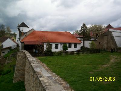 hradební věž + domek Na Hradbách - ubytování Jižní Čechy - chalupa k pronajmutí v Jižní Čechách - fotografie č. 4