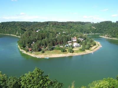 Vranovská přehrada - chata Veselka - ubytování Jižní Morava - ubytování v apartmánu na Jižní Moravě - fotografie č. 2