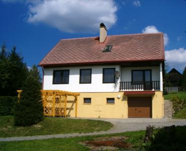 Chalupa Poniklá - ubytování Krkonoše - chalupa k pronajmutí v Krkonoších - fotografie č. 1
