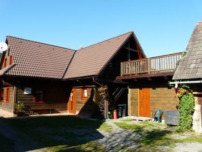 Dřevěnice U Rozárky - ubytování Beskydy - chalupa k pronajmutí v Beskydech - fotografie č. 1