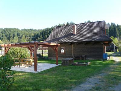 Dřevěnice U Rozárky - ubytování Beskydy - chalupa k pronajmutí v Beskydech - fotografie č. 3
