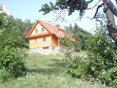 Chata u lesa - ubytování Orlické hory - chata k pronajmutí  v Orlických horách - fotografie č. 1