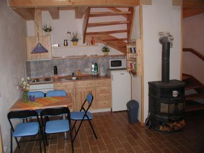 Chata u lesa - ubytování Orlické hory - chata k pronajmutí  v Orlických horách - fotografie č. 4
