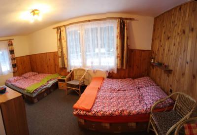 chata u Medvědína - ubytování Krkonoše - chata k pronajmutí  v Krkonoších - fotografie č. 7