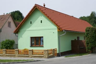 Chalupa Pozlovice - pronájem - ubytování Střední Morava - chalupa k pronajmutí na Střední Moravě - fotografie č. 1