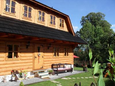 ♥ LIPTOVSKÁ DREVENICA ♥ - ubytování Nízké Tatry - ubytování v kempu v Nízkých Tatrách - fotografie č. 3