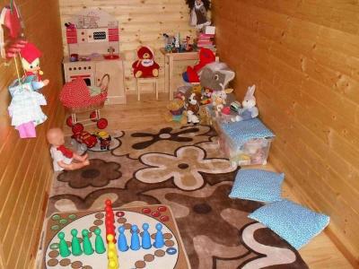 ♥ LIPTOVSKÁ DREVENICA ♥ - ubytování Nízké Tatry - ubytování v kempu v Nízkých Tatrách - fotografie č. 10