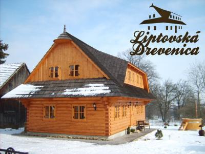 ♥ LIPTOVSKÁ DREVENICA ♥ - ubytování Nízké Tatry - ubytování v kempu v Nízkých Tatrách - fotografie č. 15