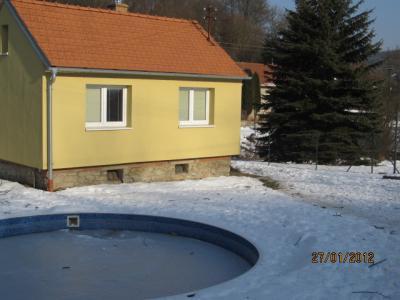 CHata Aluška - ubytování Jižní Morava - chata k pronajmutí  na Jižní Moravě - fotografie č. 1