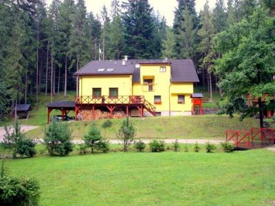 chata Franmark - ubytování Východní Slovensko - chata k pronajmutí  na Východním Slovensku - fotografie č. 1