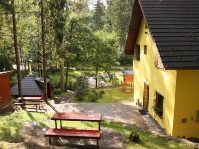 chata Franmark - ubytování Východní Slovensko - chata k pronajmutí  na Východním Slovensku - fotografie č. 2