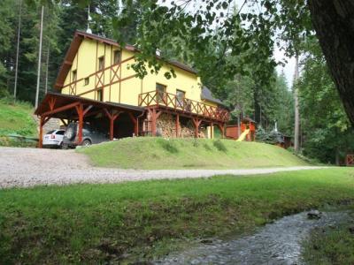 chata Franmark - ubytování Východní Slovensko - chata k pronajmutí  na Východním Slovensku - fotografie č. 4