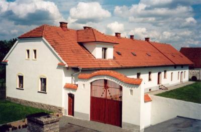 Blažkův statek - ubytování Jižní Čechy - ubytování v apartmánu v Jižní Čechách - fotografie č. 1