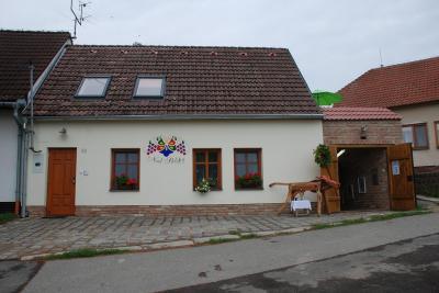 Ubytování Domeček Nad Sklepy - ubytování Jižní Morava - ubytování v penzionu na Jižní Moravě - fotografie č. 1