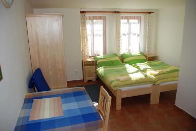 Ubytování Domeček Nad Sklepy - ubytování Jižní Morava - ubytování v penzionu na Jižní Moravě - fotografie č. 4