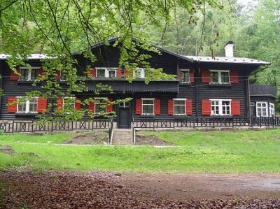 Lovecká chata Na Tokáni - ubytování Severní Čechy - ubytování v penzionu v Severních Čechách - fotografie č. 1