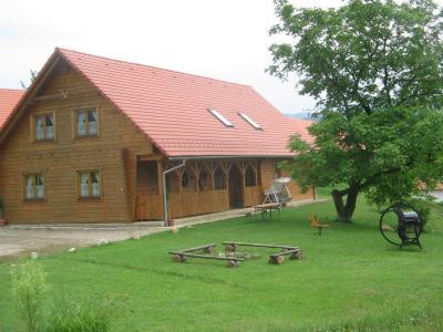 Drevenica Medvedica - ubytování Střední Slovensko - chata k pronajmutí  na Středním Slovensku - fotografie č. 1