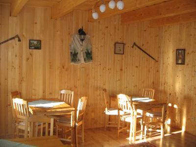 Drevenica Medvedica - ubytování Střední Slovensko - chata k pronajmutí  na Středním Slovensku - fotografie č. 4