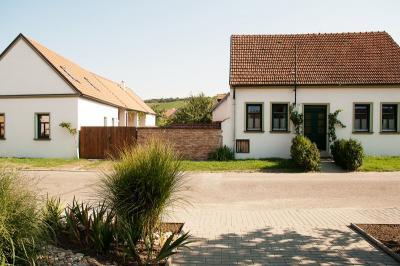Penzion Výminka - ubytování Jižní Morava - chalupa k pronajmutí na Jižní Moravě - fotografie č. 1