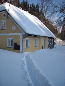 Turistická chalupa Smržovka - ubytování Jizerské hory - chalupa k pronajmutí v Jizerských horách - fotografie č. 3