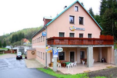 Restaurace s penzionem Celná - ubytování Krušné hory - ubytování v penzionu v Krušných horách - fotografie č. 1