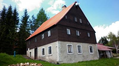 Chalupa Hřebečná - ubytování Krušné hory - chalupa k pronajmutí v Krušných horách - fotografie č. 1