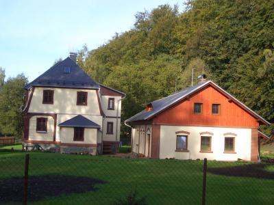 Apartmány Chřibská - ubytování Lužické hory - ubytování v penzionu v Lužických horách - fotografie č. 2