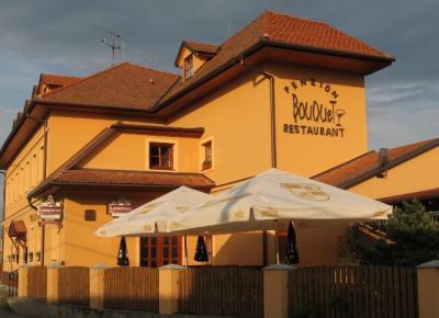Penzion a Restaurace Bouquet - ubytování Jižní Morava - ubytování v penzionu na Jižní Moravě - fotografie č. 1