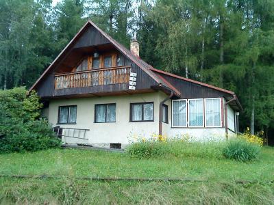 chata č.37 - ubytování Severní Čechy - chalupa k pronajmutí v Severních Čechách - fotografie č. 1